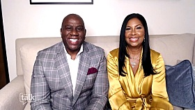 MAGIC AND COOKIE JOHNSON
