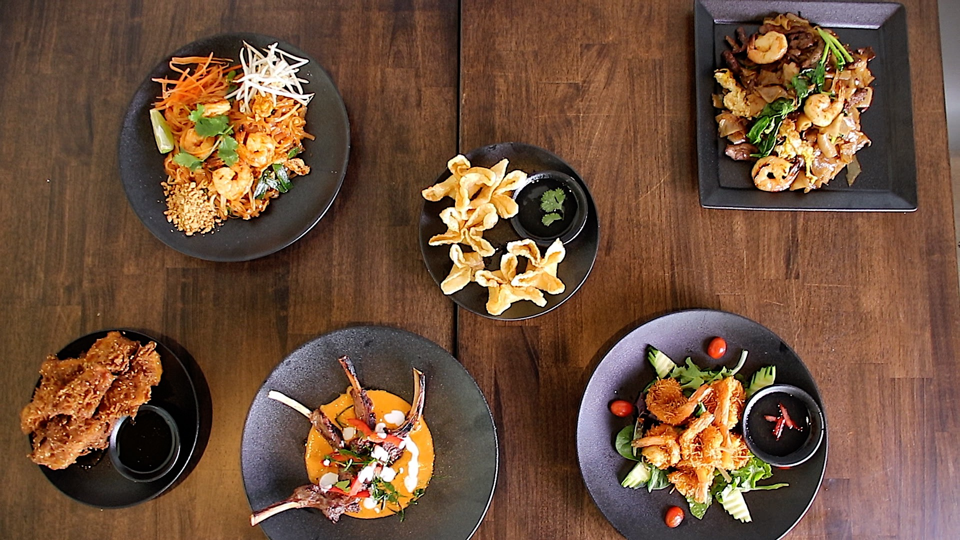 ARE YOU READY FOR A NEW THAI FOOD EXPERIENCE?