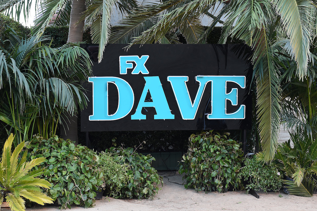 """FX CELEBRATED THE SEASON TWO PREMIERE OF """"DAVE"""" WITH A STAR-STUDDED RED-CARPET EVENT AT THE GREEK THEATER IN LOS ANGELES WITH"""