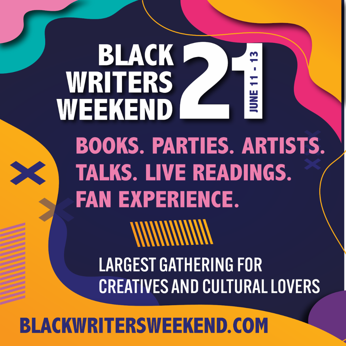 BLACK WRITERS WEEKEND POWERED BY BY AAMBC INC. RETURNS AS A HYBRID FESTIVAL